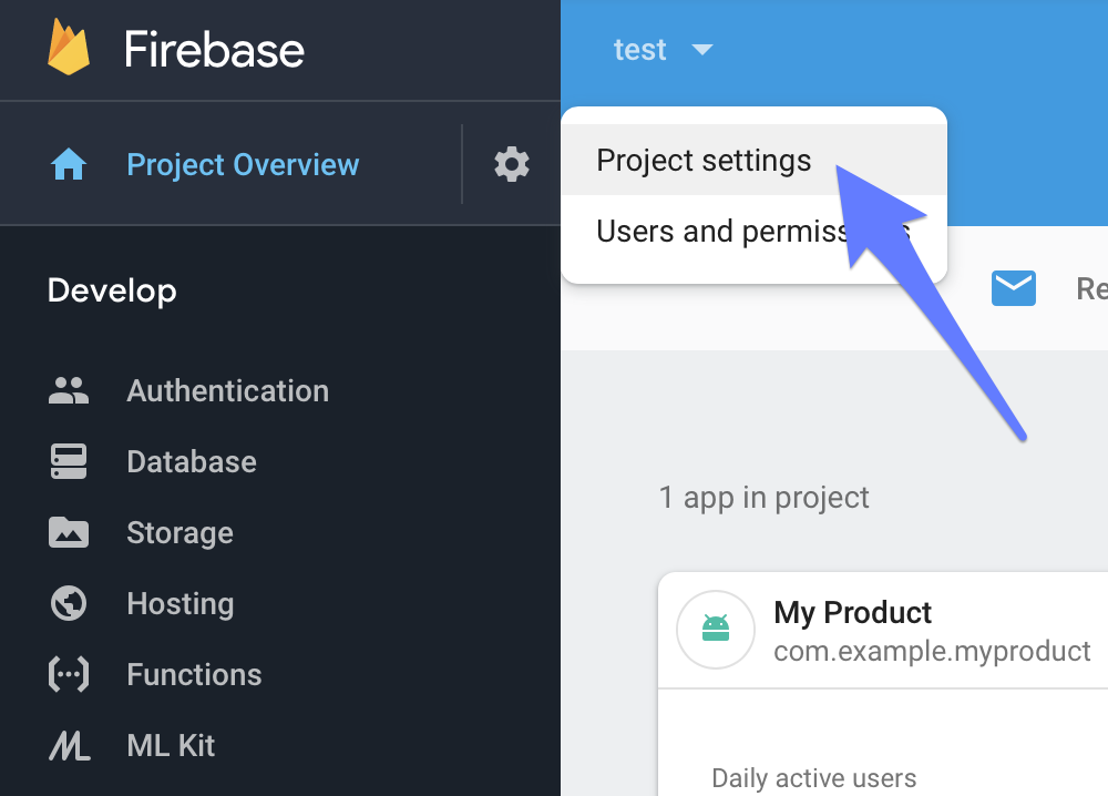 Firebase Project Overview